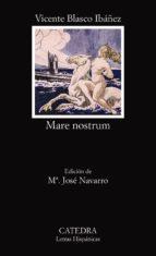 mare nostrum-vicente blasco ibañez-9788437616520