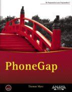 phonegap thomas myer 9788441531420
