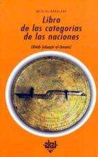 libro de las categorias de las naciones: vislumbres desde el isla m clasico sobre la filosofia y la ciencia-9788446010920