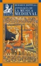 antologia de la musica medieval richard hoppin 9788446016120
