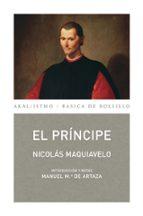 el principe nicolas maquiavelo 9788446031420
