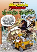 mortadelo y filemon: el coche electrico (magos del humor, nº 155) francisco ibañez 9788466651820