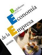 economía de la empresa 2º bachillerato-9788466782920