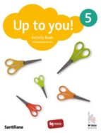 up to you 5 practice book (5º primaria)-9788466810920