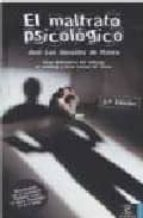el maltrato psicologico (3ª ed.)-jose luis gonzalez de rivera-9788467019520