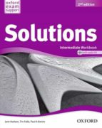 solutions int wb & cd pk 2ed 9788467382020