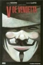 v de vendetta-alan moore-david lloyd-9788467420920