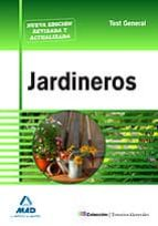 jardineros: test del temario general 9788467646320