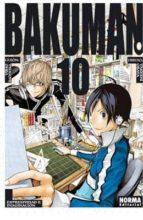 bakuman (vol. 10) takeshi obata tsugumi ohba 9788467908220