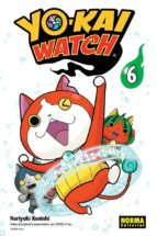 yo kai watch 6 noriyuki konishi 9788467925920