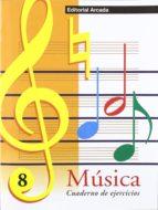 musica, nº 8: educacion infantil y educacion primaria-marta figuls altes-9788478872220