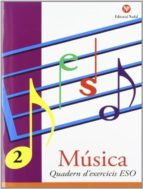 música eso - quadern nº 2-9788478875320