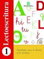 El libro de Lectoescritura 1. vocales: i,u (2014) educacion infantil autor VV.AA. EPUB!