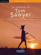 las aventuras de tom sawyer  (lectura facil) mark twain 9788483084120