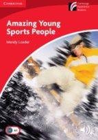 amazing young sports people level 1 beginner/elementary-9788483235720