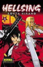 hellsing 3 (2ª ed.) kohta hirano 9788484319320