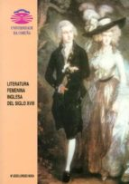 literatura femenina inglesa del siglo xviii mª jesus lorenzo modia 9788489694620