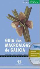 guia das macroalgas de galicia (incluye cd-rom)-jorge otero-patricia comesaña-marisa castro-9788489803220