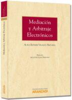 mediacion y arbitraje electronicos aura esther vilalta nicuesa 9788490144220