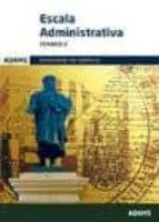 universitat de valencia: escala administrativa temario 2-9788490849620