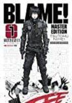blame! master edition 1 tsutomu nihei 9788490948620