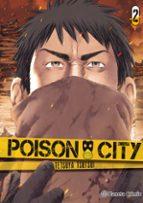 poison city nº 02/02 tetsuya tsutsui 9788491467120