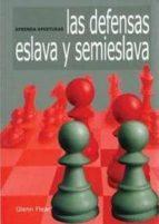 aprenda aperturas: la defensa eslava y semieslava-glenn flear-9788492517220