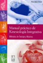 manual practico de kinesiologia integrativa pere esteve 9788494300820
