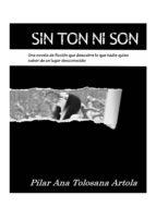 sin ton ni son (ebook)-pilar ana tolosana artola-9788494328220