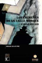 los crimenes de calle morgue y otro relato-edgar allan poe-9788495212320