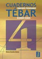 cuadernos predibujados de dibujo tecnico 4 alvaro rendon gomez 9788495447920