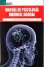 manual de psicologia juridica laboral miguel clemente diaz 9788496477520
