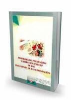 programa de prevencion y deteccion precoz de los trastornos de la alimentacion 9788497270120