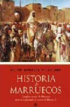 historia de marruecos victor morales de lezcano 9788497345620
