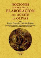 nociones acerca de la elaboracion del aceite de olivas (ed. facsi mil) 9788497617420