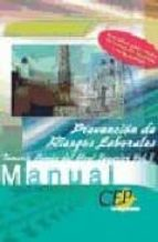 manual de prevencion de riesgos laborales: temario comun del nive l superior (vol. i)-9788498080520