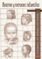 rostros y retratos infantiles-giovanni civardi-9788498745320