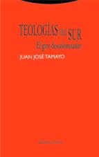 teologías del sur (ebook) juan jose tamayo 9788498797220