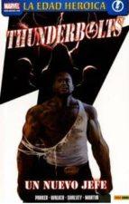 thunderbolts 3: un nuevo jefe jeff parker 9788498856620