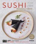 sushi: recetas y videos-9788499283920