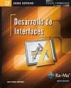 desarrollo de interfaces (grado superior)-juan ferrer martinez-9788499645520