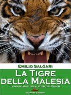 la tigre della malesia (ebook) 9788895160320