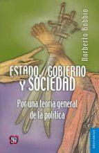 estado, gobierno y sociedad: por una teoria general de la politic a-norberto bobbio-9789681631420