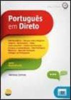 portugues em direto. niveis b1 b2 9789897520020