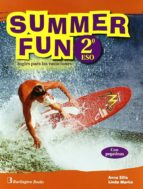 summer fun 2 eso (student book + cd)-9789963478620