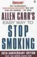 easy way to stop smoking (3rd ed.)-allen carr-9780140277630
