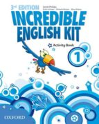 incredible english kit 1 ab 3 ed-9780194443630