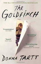 the goldfinch donna tartt 9780349139630