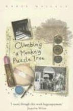 climbing a monkey puzzle tree-karen wallace-9780689837630