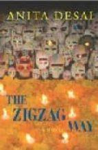 the zigzag way anita desai 9780701177430